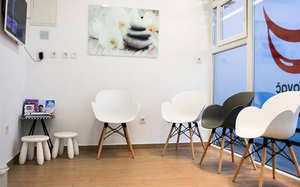 Čekaonica dentalne ordinacije