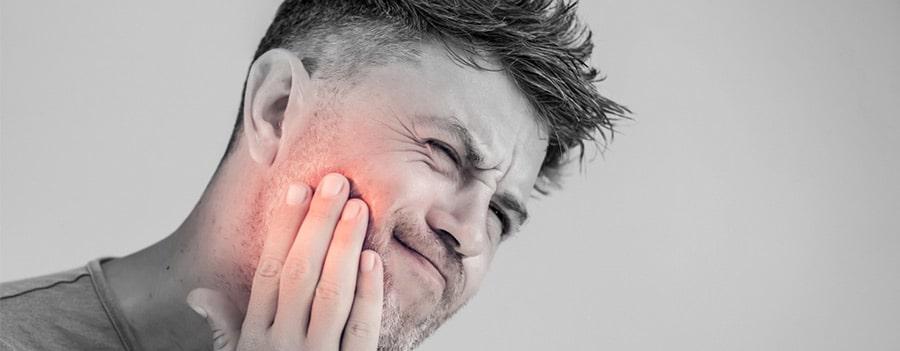 Bol zubi kod pacijenta