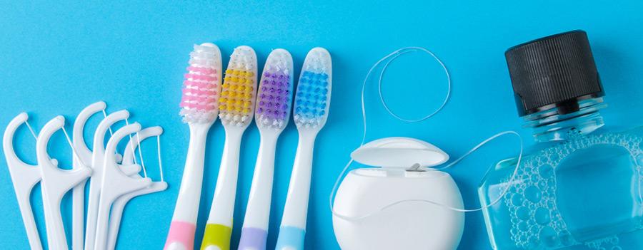 dentalna higijena - četkica za zube