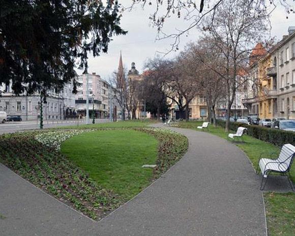 Par u Osijeku